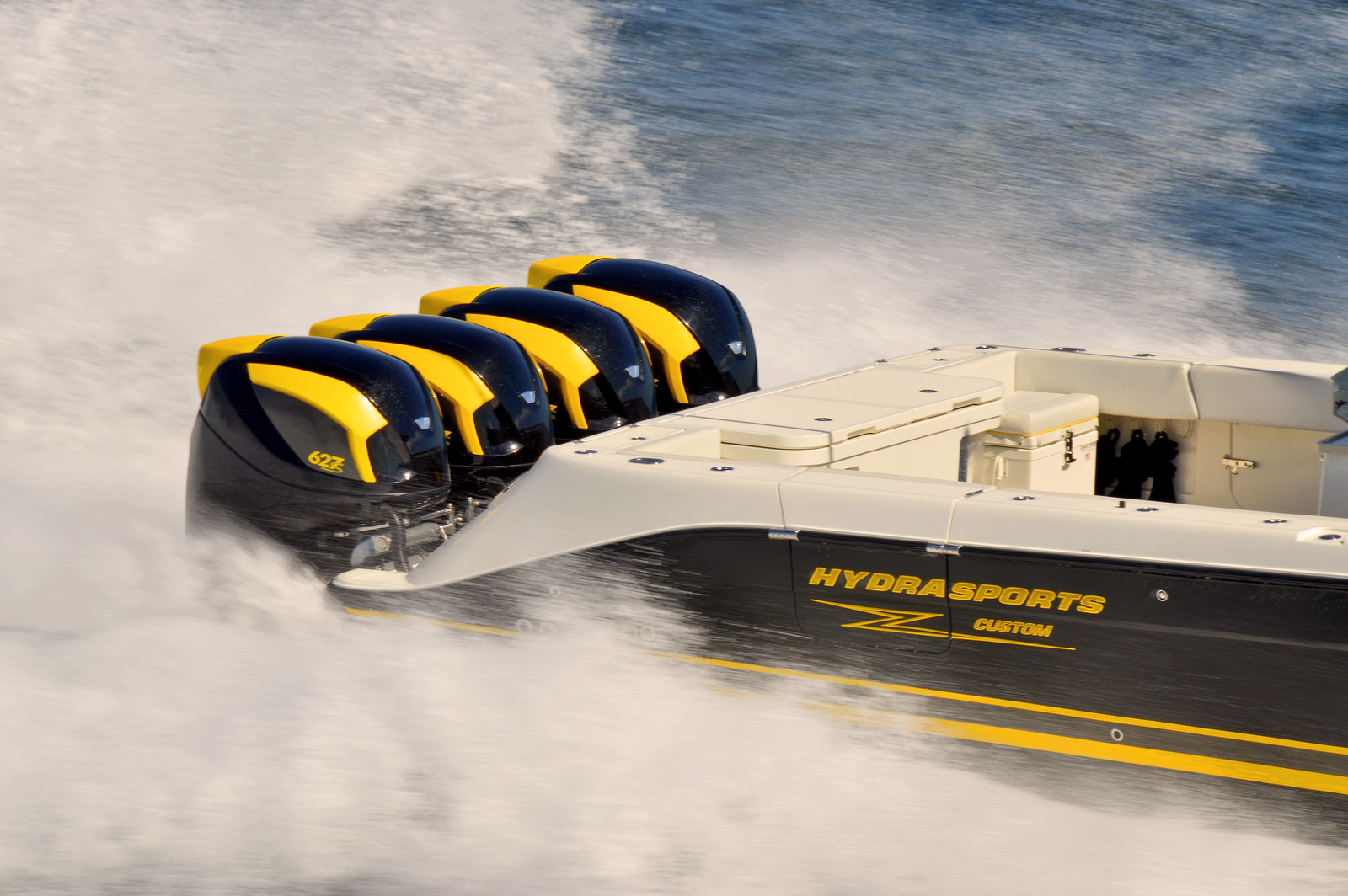 Hydra Sports Boats >> Bet You Don't Know Center Consoles... - Sea Magazine
