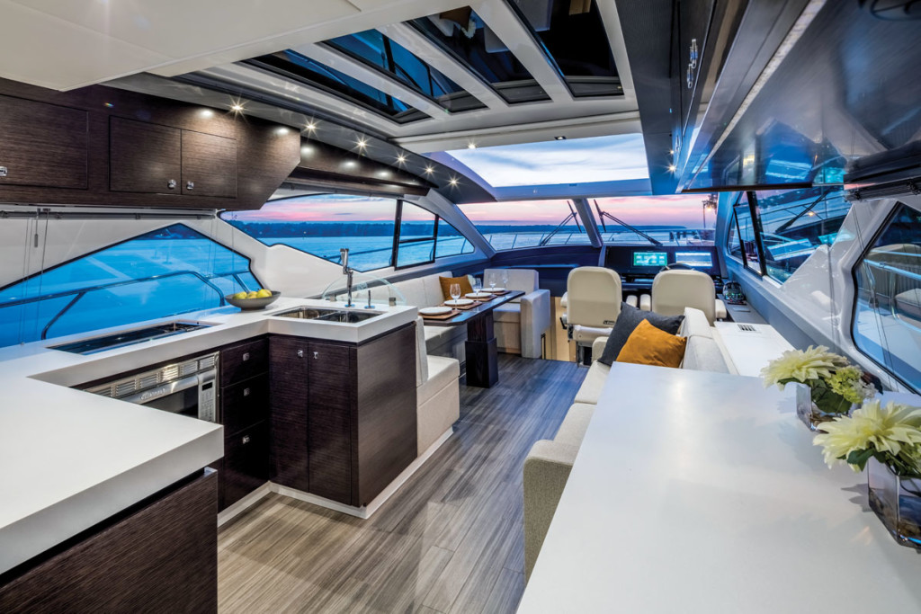 Cruisers-60-Cantius-Upper-Deck-Galley