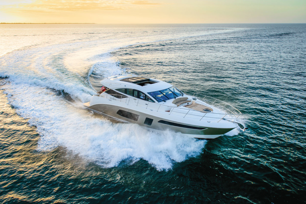Sea Ray L650 Running