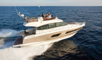Prestige 420 Flybridge – A lot of fun in under 50 (well, 45) feet