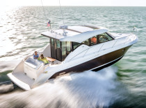 Tiara 39 Coupe – Functional and fun layout results in a higher enjoyment quotient