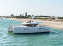 Lagoon 40 Motor Yacht – An ocean-proven design converts to a power catamaran.