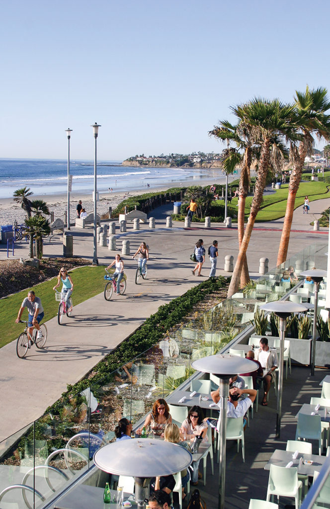 Pacific Beach Bicycles and Diners -Courtesy JoanneDiBona copy
