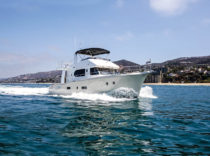 Nordhavn 59 Coastal Pilot – A different concept from Nordhavn delivers coastal range and twice the speed.