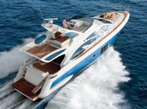 Azimut 60 – The new Italian heartthrob is stylish, fast, retro and modern all at once.