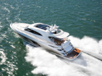 Riviera 6000 Sport Yacht – A floating resort or a family cruiser? How about both.