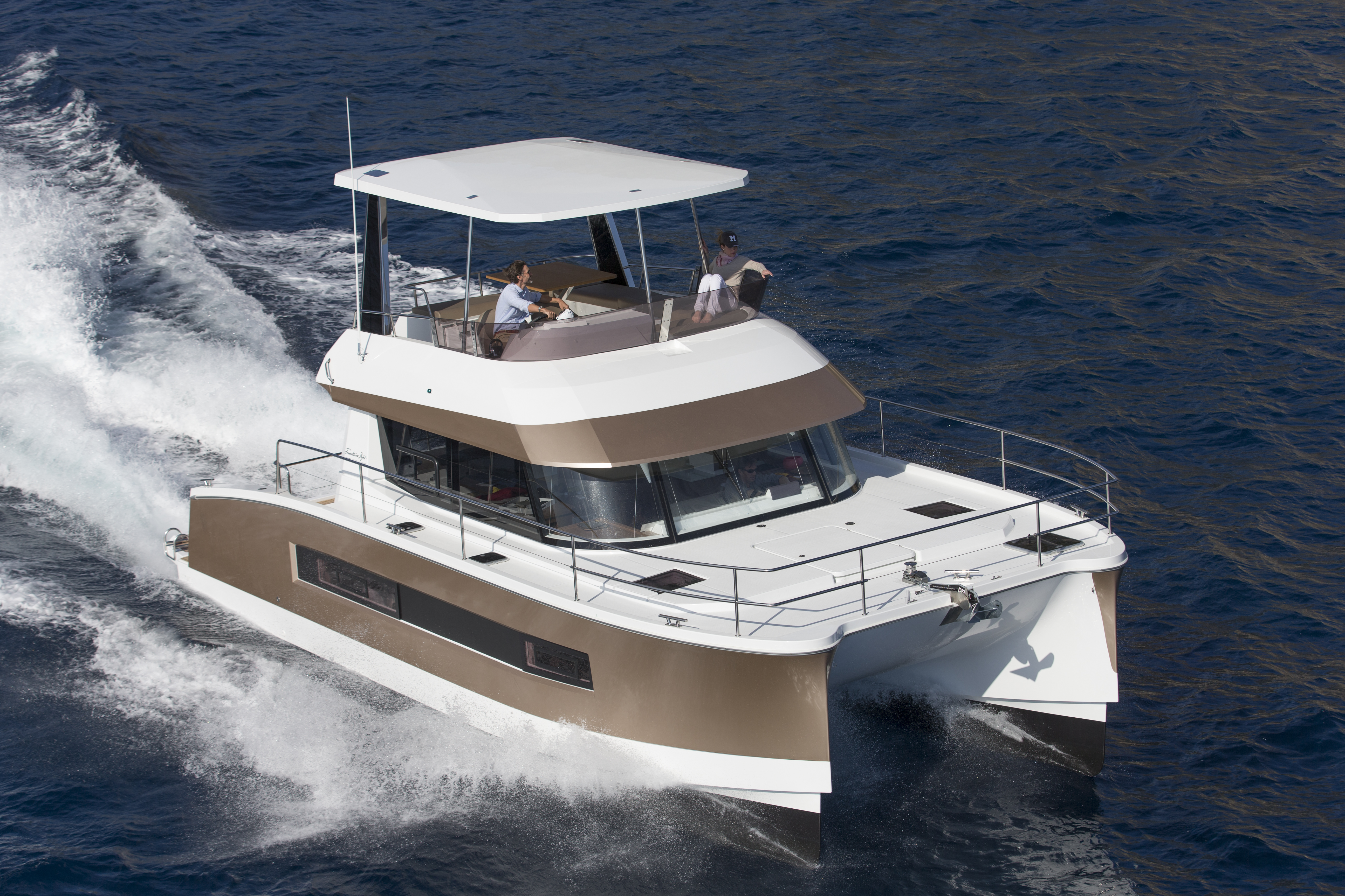 Fountaine Pajot My37 Sea Magazine