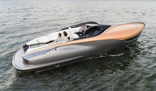 Marquis Yachts Toyota And Lexus Partner To Build In A