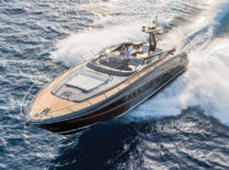 Riva 63 Virtus – Whether on the real Riviera or the West Coast Riviera, one can't help but notice the 63 Virtus.