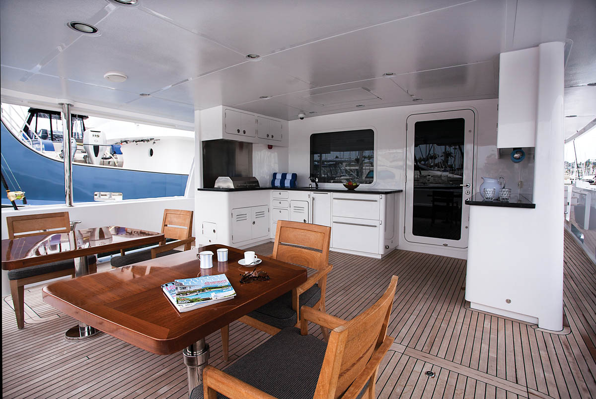 Nordhavn N96 Yacht Review – Sea Trial