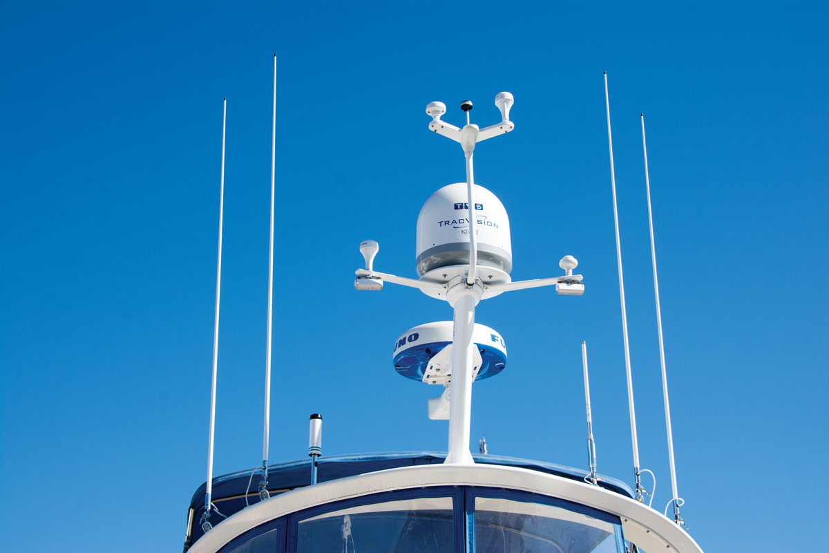 The Importance Of Antenna Placement Sea Magazine