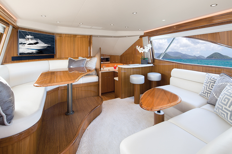 Viking 44 Convertible - Sea Magazine