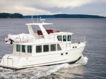 North Pacific 45 Pilothouse