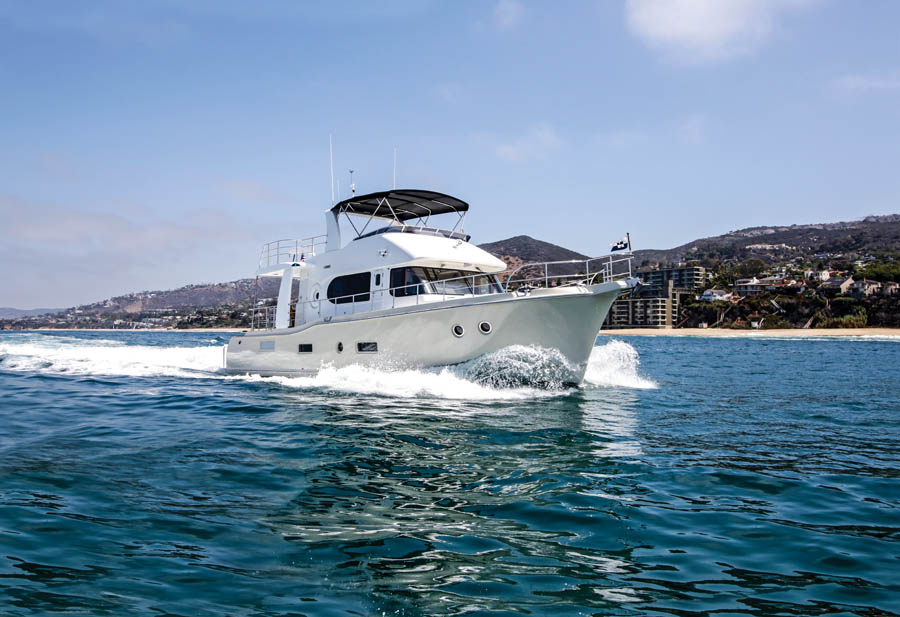 Nordhavn 59 Coastal Pilot - Sea Magazine
